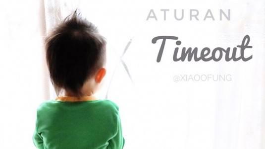 Waktu yang Tepat untuk Timeout si Kecil