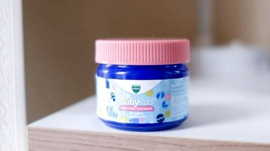 Vicks Baby Balsam Review by Mom Raydita