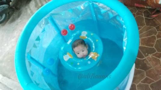 Review Sugar Baby Premium Baby Swimming Pool