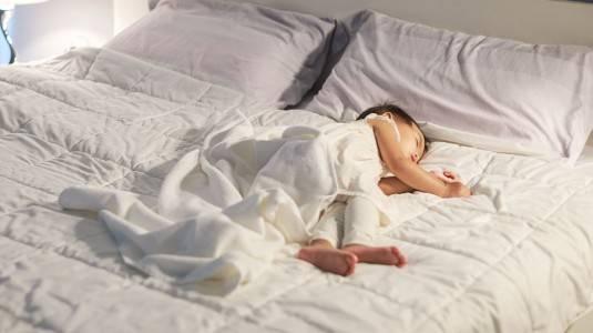 Melatih Anak Untuk Sleep Through the Night