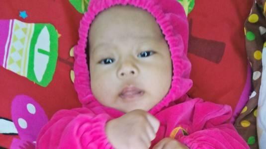 Liburan Murah Meriah ala Camping bersama Baby di Ciwidey