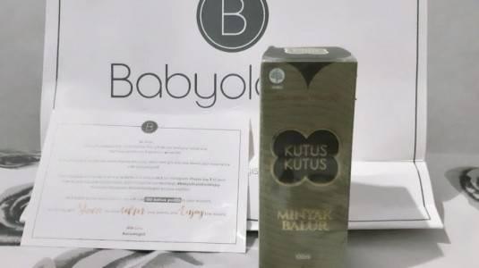 Review Minyak Kutus-Kutus by Mom Selvi