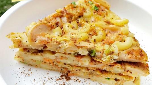 Macaroni Omelet (17 M+)