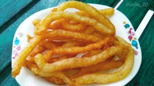 Long Potato Homemade Recipe