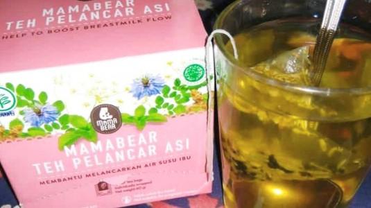 Review Teh Pelancar ASI Mama Bear