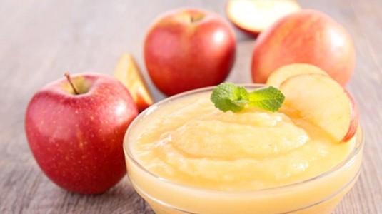 Snack MPASI Apple Sauce (6M+) Stage 1