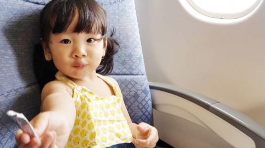 Pengalaman & Tips Meghan Berhasil Naik Pesawat Terbang Tanpa Drama