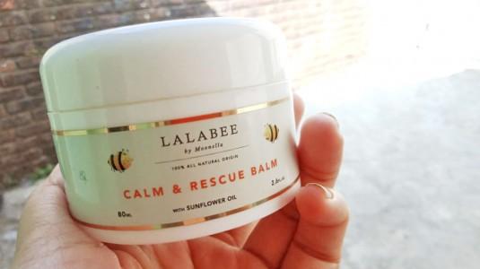 Review Calm and Rescue Balm dari Lalabee