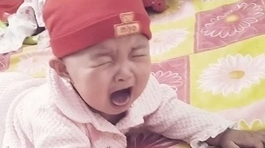 Penanganan Bayi yang Menangis Terus Karena Kolik