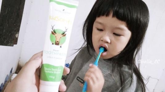 Young Living Kidscents, Pasta Gigi untuk si Kecil