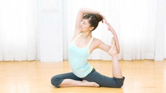 11 Pose Yoga Berikut Diyakini Tingkatkan Kesuburan