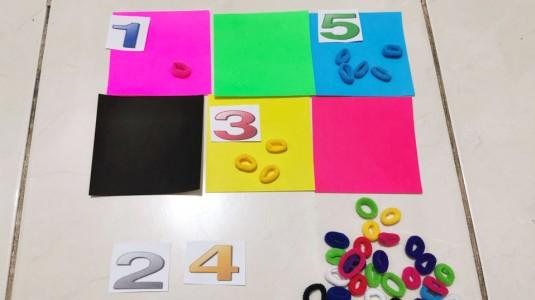 Mainan Edukasi Anak - Counting