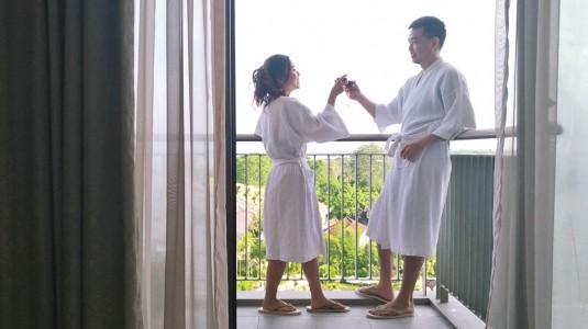 Membagi Waktu untuk Suami dengan si Kecil