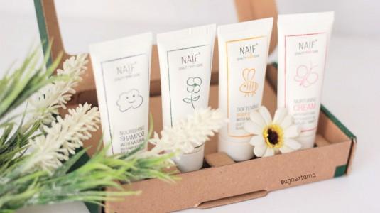 NAIF Baby Care Solusi Tepat bagi Semua Jenis Kulit Anak