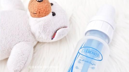 Dr. Brown's Natural Flow Bottle Solusi Agar Si Kecil Tidak Lagi Bingung Puting