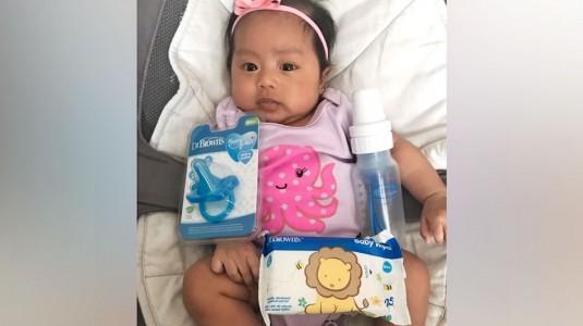 Pengalamanku Menggunakan Botol, Baby Wipes dan Pacifier Dr. Brown's