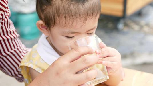 Kapan Sebaiknya si Kecil Mulai Minum dari Cangkir?