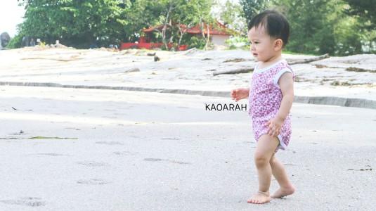 Anakku Berjalan di Usia 15 Bulan