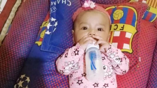 Baby Wipes dan Botol Susu pilihan Mommy Xaveea