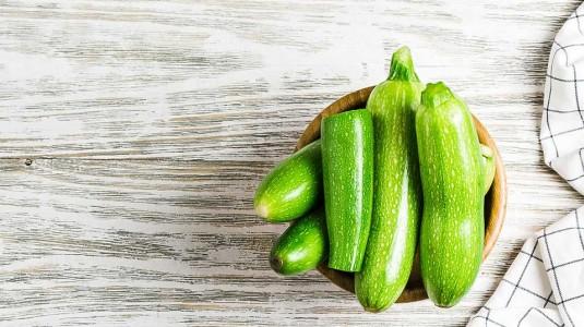 Sejarah Dan Manfaat Zucchini Pelengkap MPASI Bayi
