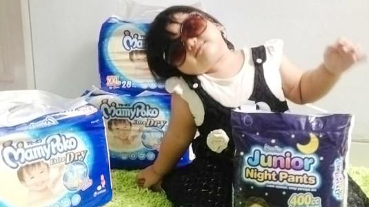 Diapers Untuk Anak Overweight