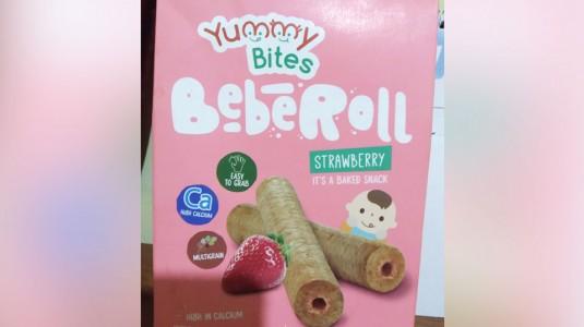 Yummy Bites Beberoll, Cemilan Favorit si Kecil