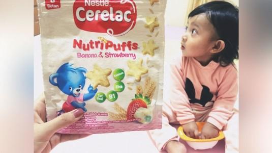 Review Cerelac NutriPuffs 8 M+