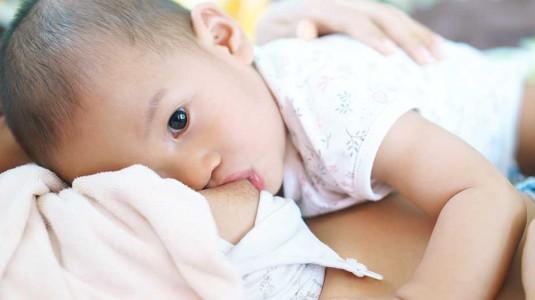 Cerita Menyusui Anakku 1 Tahun Pertama Bersama Kendalanya