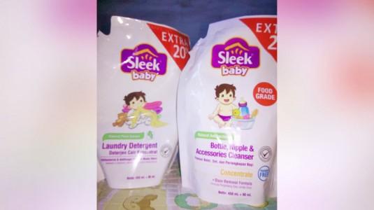 Produk Sleek Partnerku Dalam Menjaga Kesehatan Anak