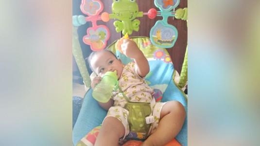 Bouncer Care Baby, Bisa Dipake Dari Newborn Sampai Toddler