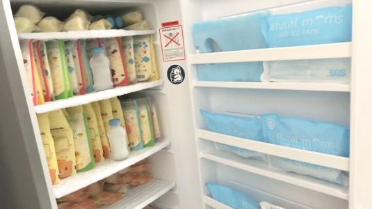 Tips Jitu Selamatkan ASIP dalam Freezer Saat Mati Lampu