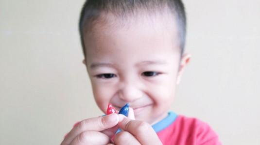 Sudahkah si Kecil Mendapatkan Suplementasi Vitamin A?