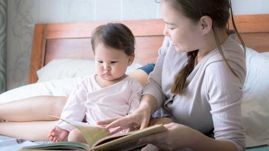 Membaca Sejak Bayi