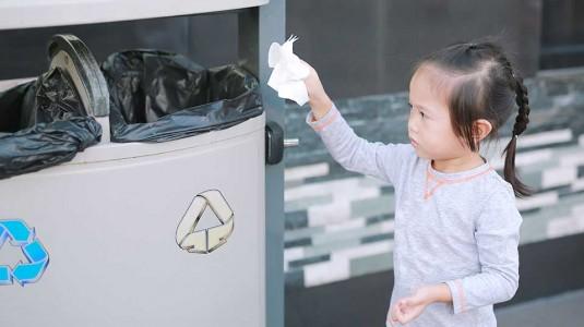 Mengajarkan Anak Untuk Lebih Mencintai Bumi