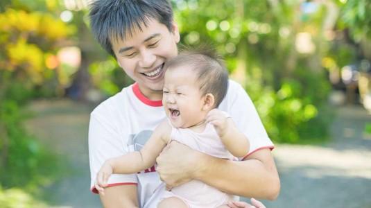 Membangun Bonding dengan Ayah