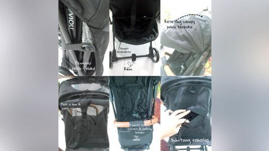 Violi Travelite Stroller: Cabin Size For Traveling