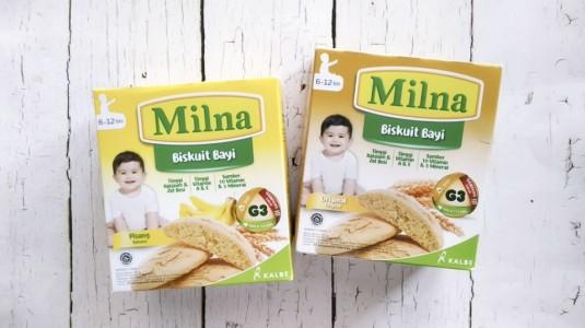 Review Milna Biskuit Bayi