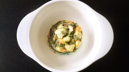 Lunch Recipe: Veggie Egg Cup (10 M+)