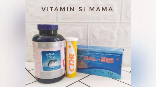 Vitamin untuk Ibu MengASIhi