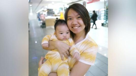 Baju Andalan Vonn dari Cuit Baby Wear