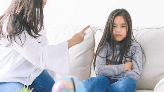 Penerapan Kata Jangan yang Berlebihan: Dapat Meredam Kepercayaan Diri Anak