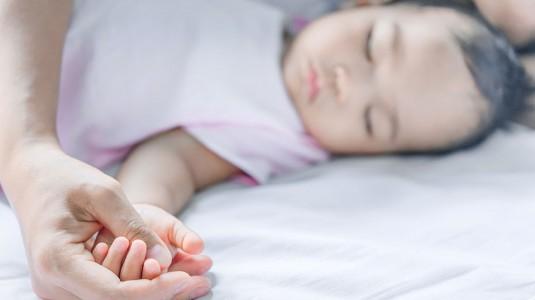 Rutinitas Bed Timeku Dengan si Kecil