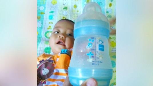 Review Botol Susu MAM: Botol Susu Anti Kolik untuk Ghilman