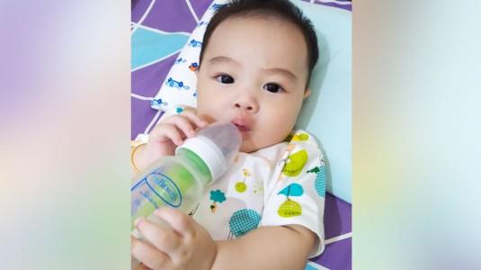 Anti Kolik pada Botol Susu untuk Mempertahankan Vitamin ASIP