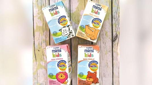 Ultra Mimi Kids, Susu UHT Pengganti ASI