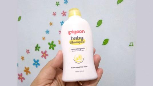 Pigeon Baby Shampoo Hypoallergenic : Penyelamat Kulit Kepala Sensitif