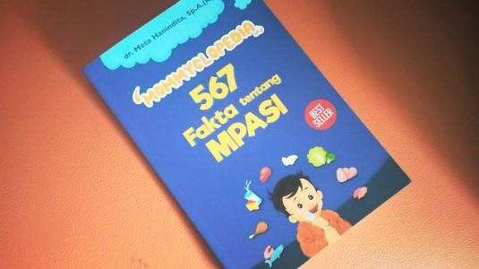 Review Mommyclopedia 567 Fakta tentang MPASI: New Mom Harus Punya!