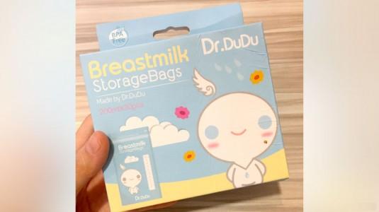 Dr. Dudu Breastmilk Storage Bag: Kantong ASI Terjangkau, Kualitas Terbaik