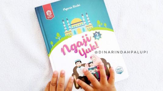 Review Buku Iqra Balita Jilid 2