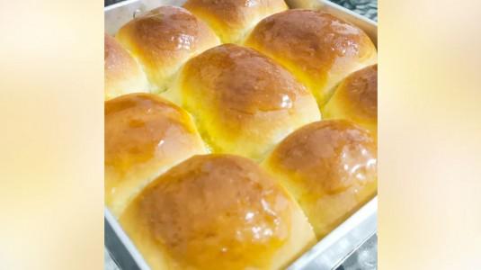 Resep Roti Keju Home Made